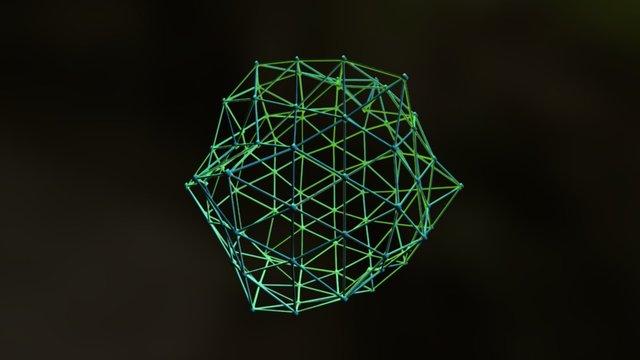 Geometric_1 3D Model