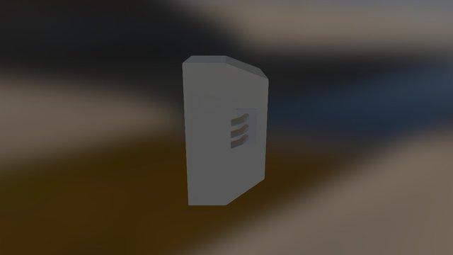 CAIXA DE FUSIVEL 3D Model