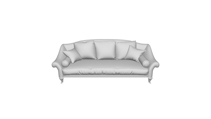 Sofa / Limited Edition / Prime Minister. DG-HOME 3D Model