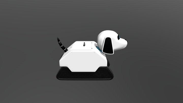 iClean Poop (Animated) 3D Model