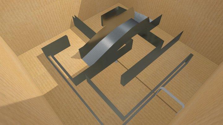 In a Box | Monstercat Kart Racing | (prototype) 3D Model