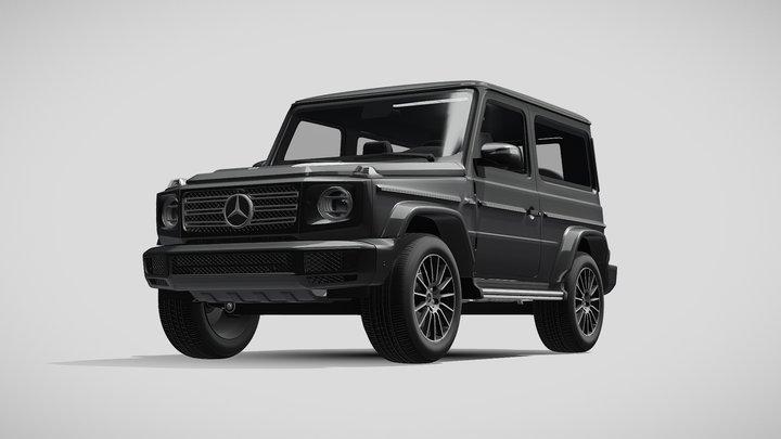 Mercedes-Benz G 550 3d (W464) 2020 3D Model