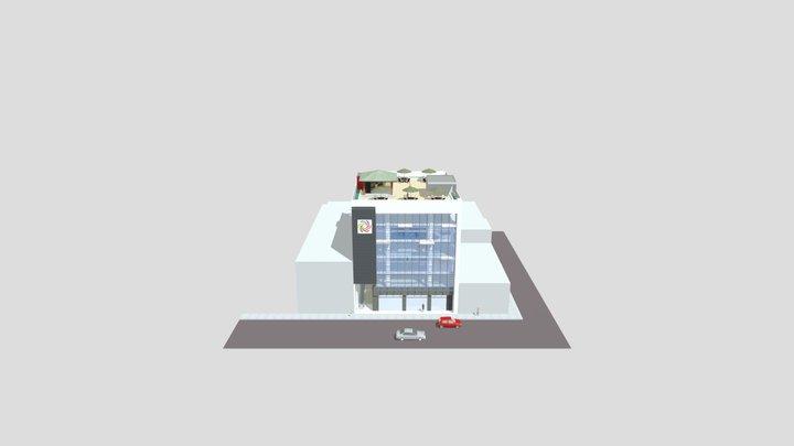 Colmuebles Esquema 9 3D Model