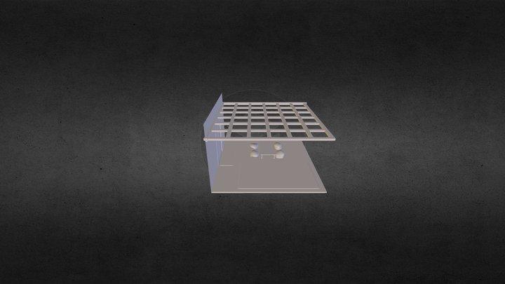 Tile1 3D Model