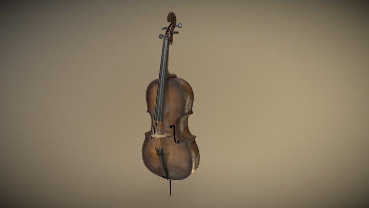 Proxima - Cello 3D Model