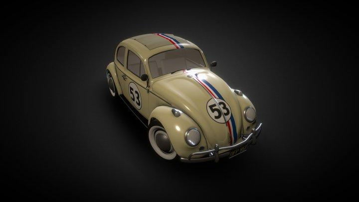Herbie 3D Model