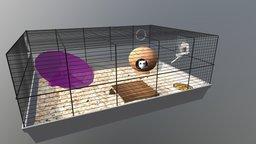 Flabsies Cage 3D Model