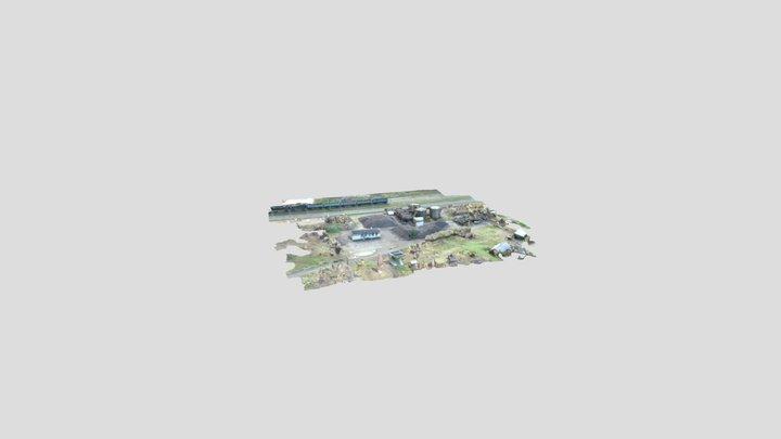 Broceni 1 2020 3D Model