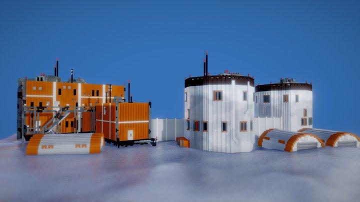 Just a little experiment 3D Model