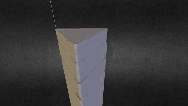 Building_100 3D Model