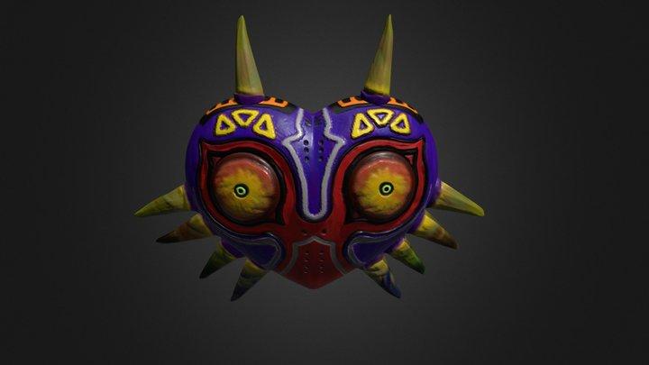 Majoras mask 3D Model