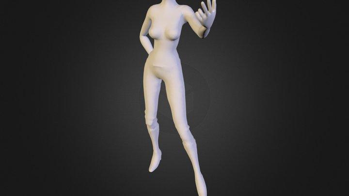 ZSphere_09 3D Model