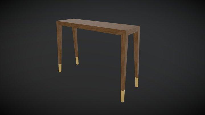 Столик 2 3D Model