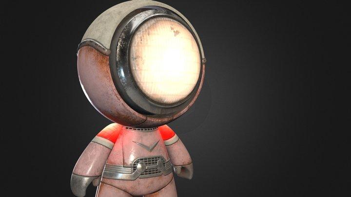 Meet Mat 2 - Rusted King 3D Model