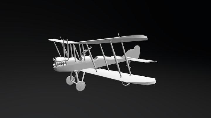 B.E. 2c - La Première Guerre mondiale 3D Model