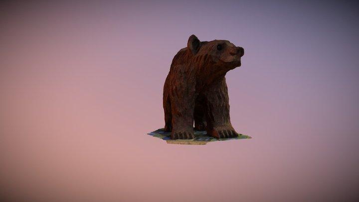 Bear Simpler 3D Model