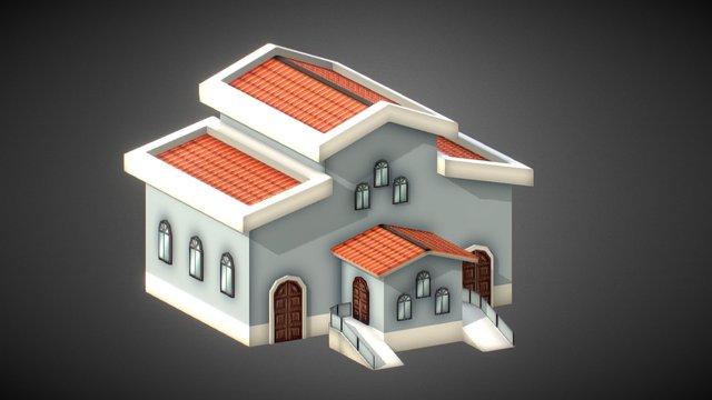 Church 3D Model
