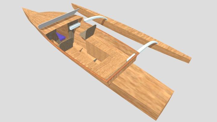 SO27 Cabin 2 Wide 3D Model