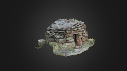 Deposito_Roca 3D Model