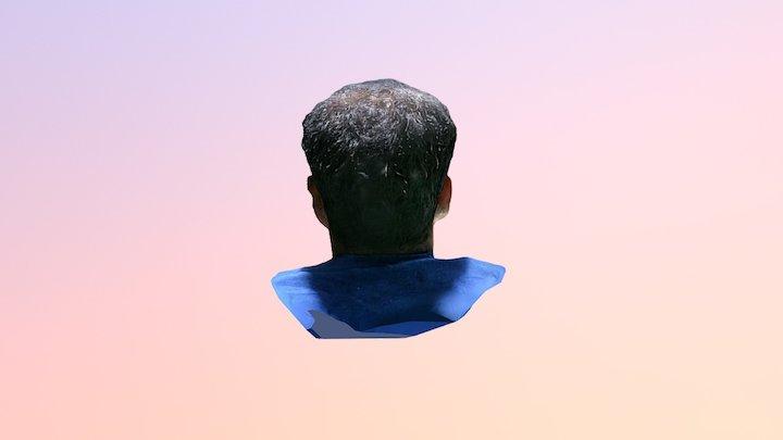 Sachith 3D Head Scan 3D Model