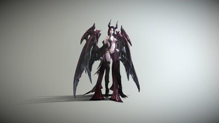 Monster& Boss Sus 3D Model