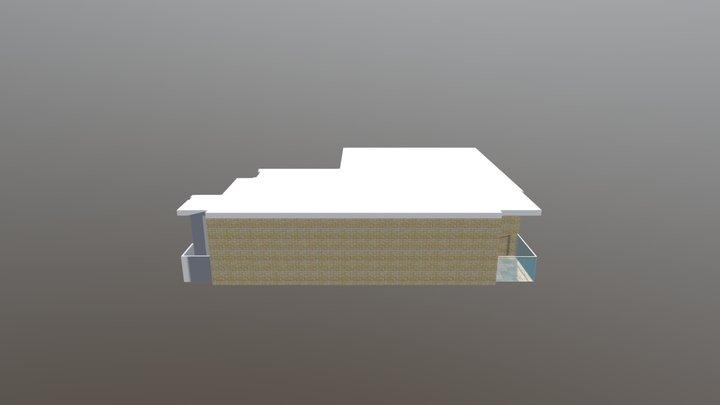 Test Apartment 1 3D Model