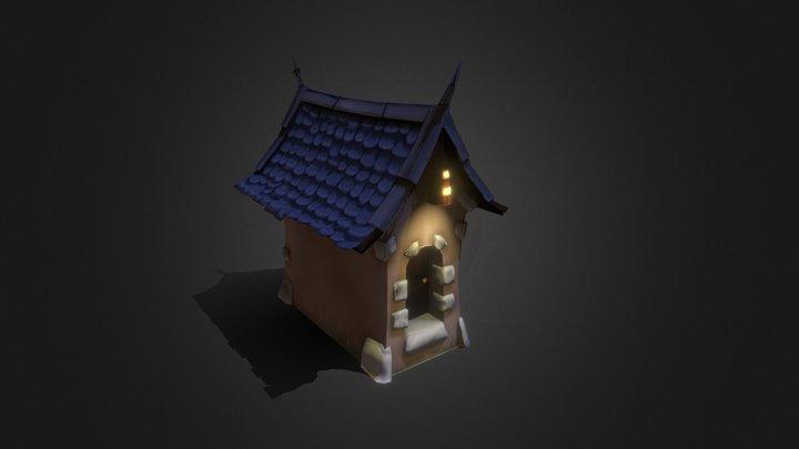 House [WIP] 3D Model