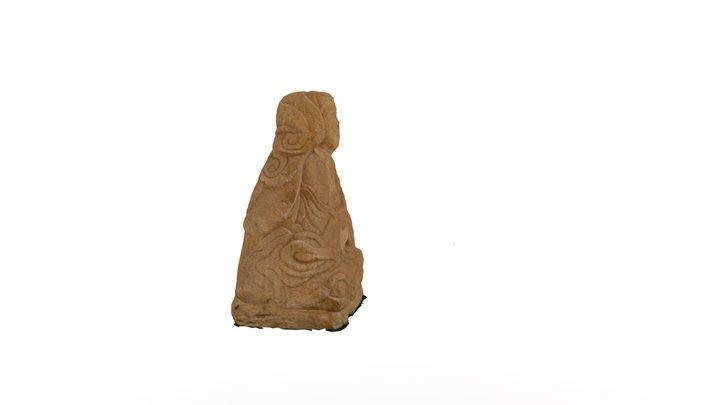 Statue2 3D Model
