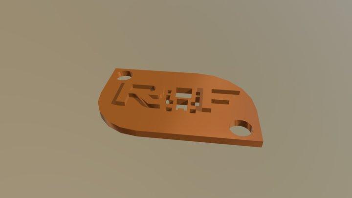 Logo 3d Print 3D Model