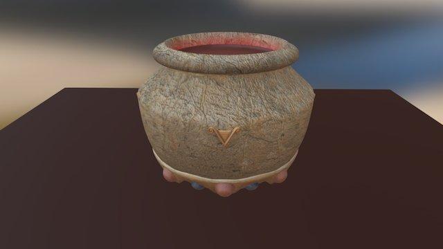 Dragon pod 3D Model