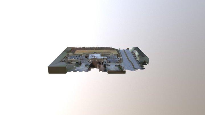 Davita 80 steam 3D Model