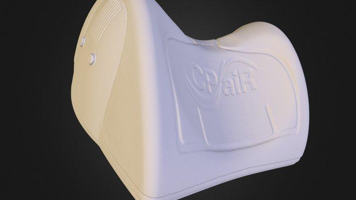 Saddle 3D Model