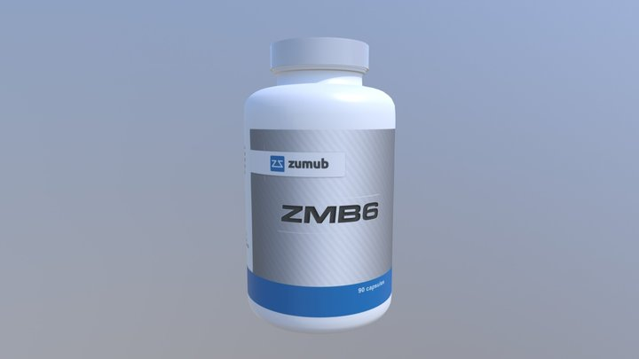 Zumub ZMB6 3D Model