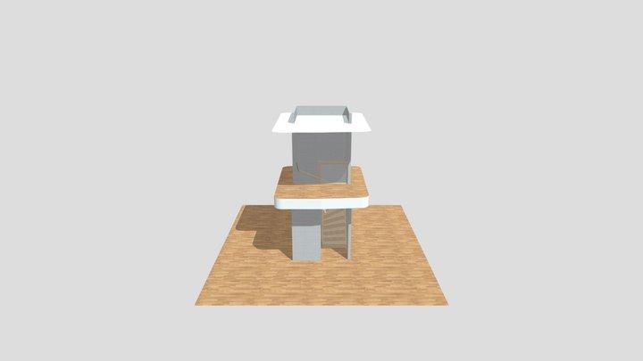 79918 BOD STEFAN ANDERSON 3D Model