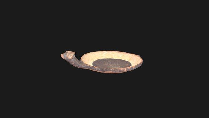Bird-shaped dish (323) 3D Model