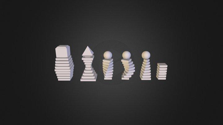 Chess_2014_02 3D Model