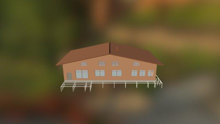 Квадрат 20 07 15 3D Model