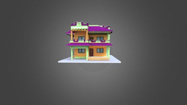 home test 3D Model