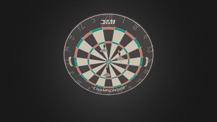 Darts N021213 3D Model