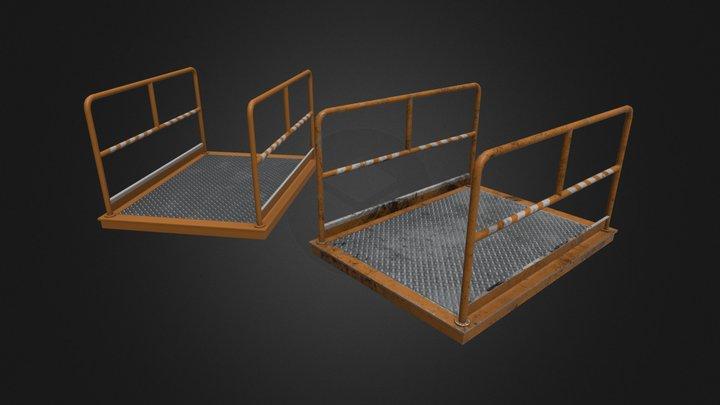 Lift 3 3D Model