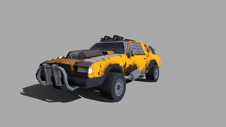 Lebron Slumboys 3D Model