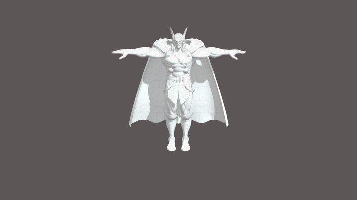 Thor_2 3D Model