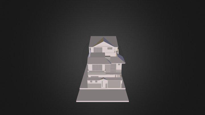 2014-12-17 REMODELACION CASA SRA MALENA 3D Model