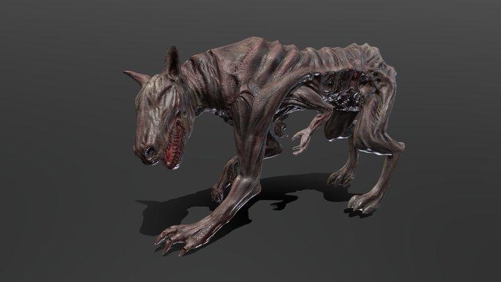 Hellhound - Psoń 3D Model
