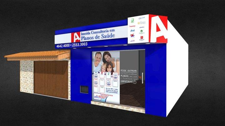 ALMEIDA PLANOS DE SAÚDE_G02 3D Model