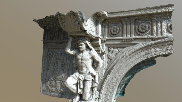 Sculpture (Stockholm) 3D Model