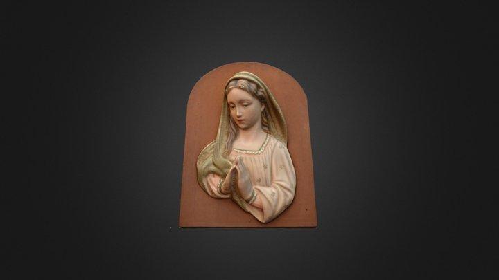 Virgen 3D Model