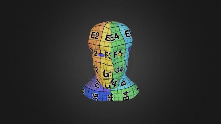 Retopo Submiss 3D Model
