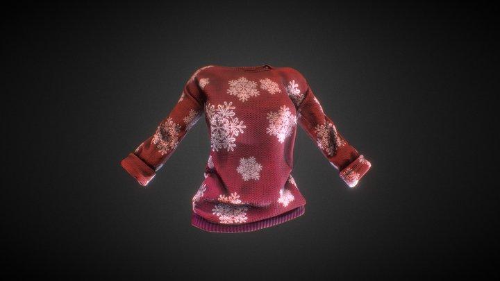 Sam's jumper 3D Model