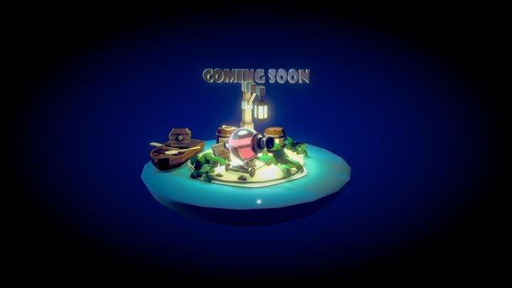 ColorCannonPromo 3D Model